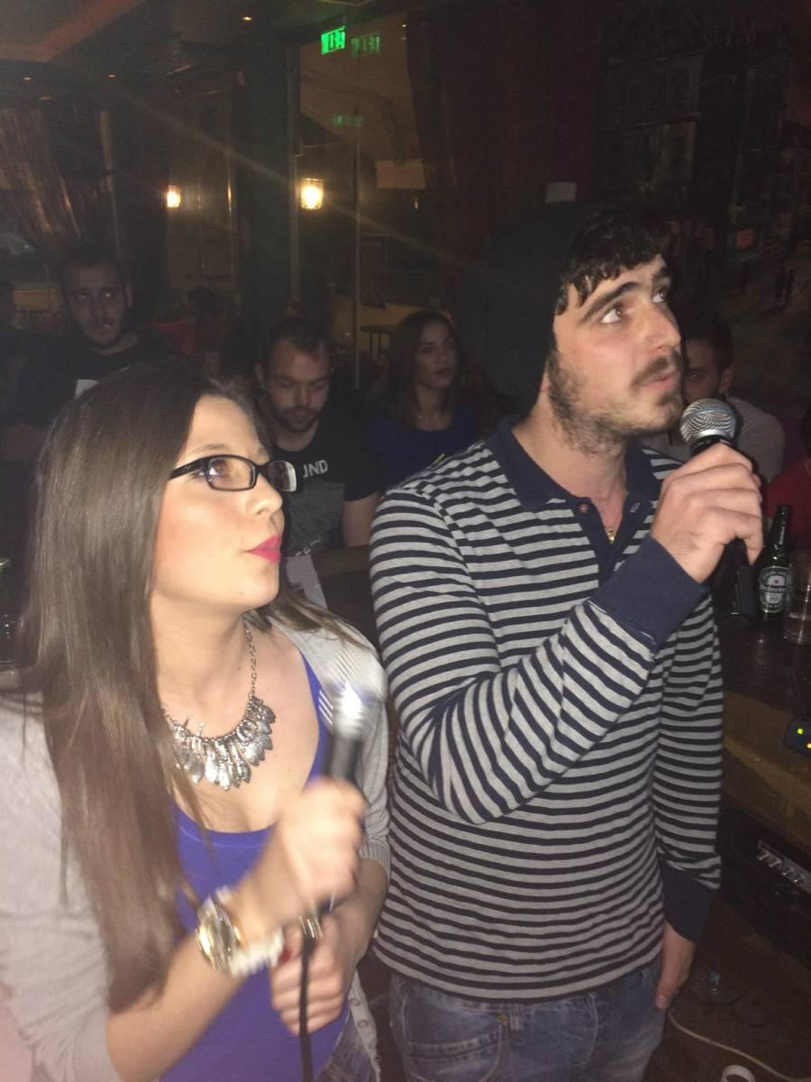 Μεγάλη επιτυχία το 6ο Karaoke party του Gallery bar, στην Καστοριά την Παρασκευή 21/11