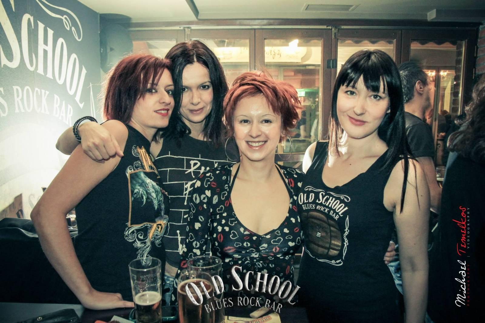 Aυθεντικούς   ροκ ήχους χάρισαν George Gakis & The Troublemakers, την Παρασκευή 21 Νοεμβρίου, στο  Old School Blues Rock Bar στην Κοζάνη