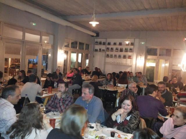 Καφεδάκι, κρασάκι, φαγητό και καλή παρέα στο μεζεδοπωλείο «Πέρπιρας» στην Κοζάνη