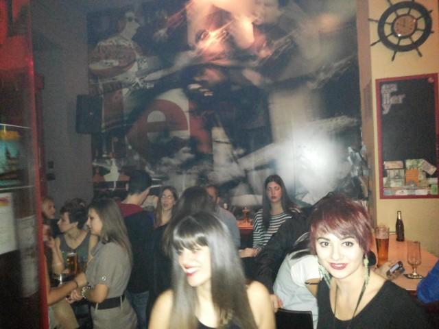 Πετυχημένο το Halloween & το party του Just Radio PARTY στο Cafe – Bar Gallery στην Κοζάνη