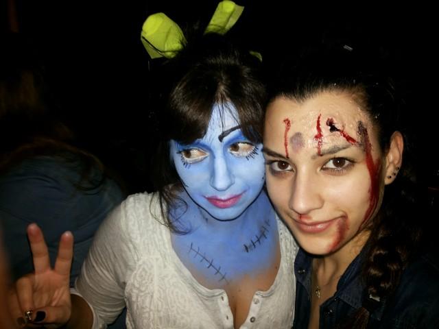 Ονειρεμένο Halloween party, με μεταμφιεσμένο προσωπικό, στο Mode music bar στην Κοζάνη