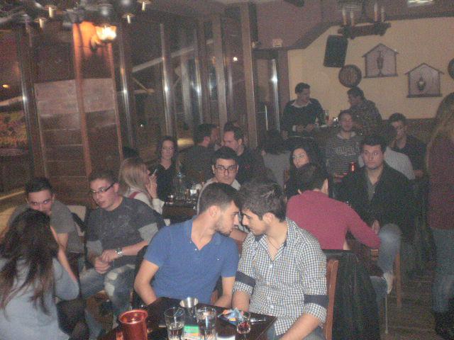 Ένα υπέροχο Live με έντεχνη μουσική, πραγματοποιήθηκε την Κυριακή 23/11, στα «Οινοποιήματα» στην Κοζάνη