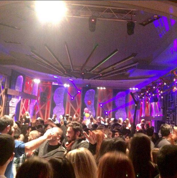 Άλλο ένα πετυχημένο ladies night για το club YAB στην Φλώρινα, την  Παρασκευή 21 Νοεμβρίου