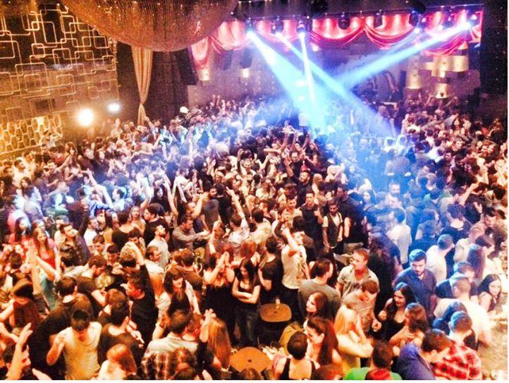 Άλλο ένα ξέφρενο  Ladies Night στο  Da.Da. club στην Κοζάνη, την Παρασκευή 21 Νοεμβρίου