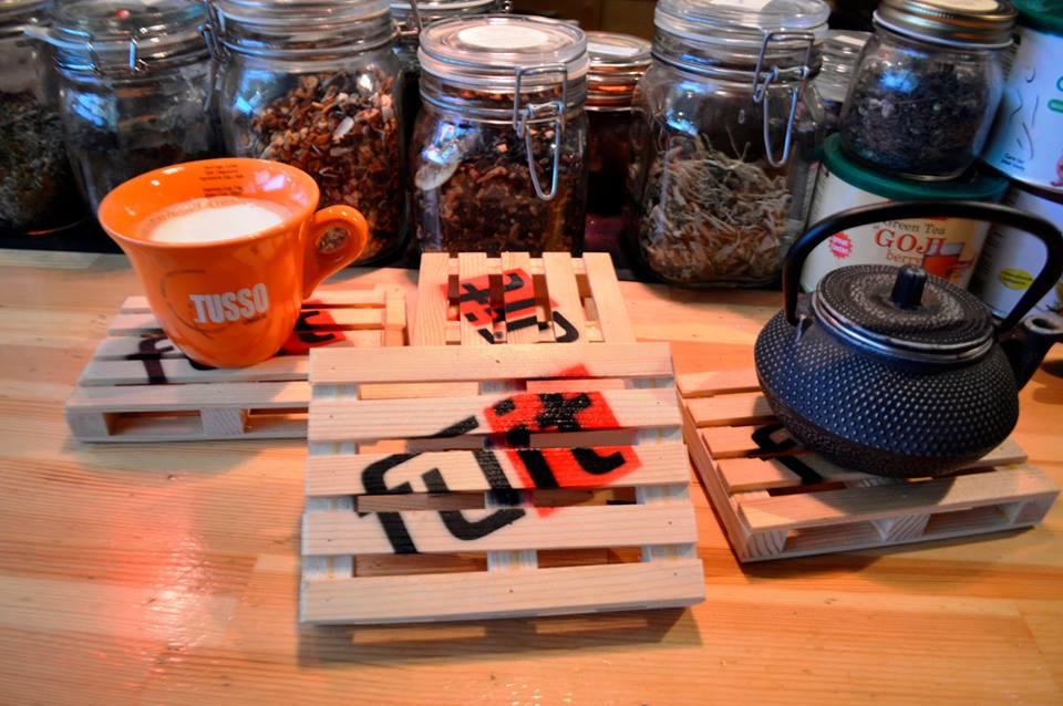 O καφές και το τσάι στο fuit στα Γρεβενά θέλουν την… παλέτα τους!!