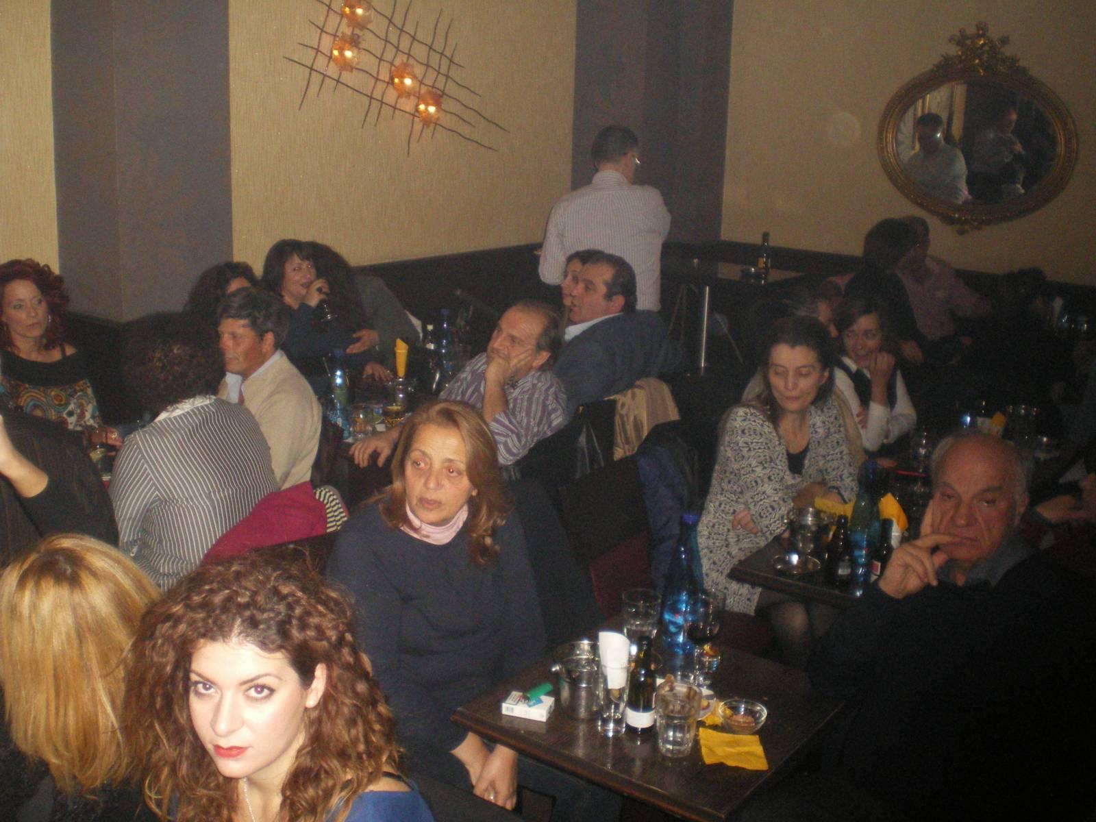 Έντεχνη λαϊκή βραδιά στο Bo Cafe  στην Κοζάνη, το Σάββατο 22 Νοεμβρίου