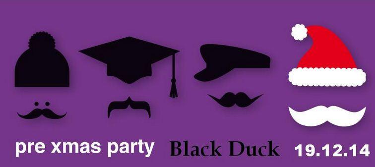 Black Duck the coffee bar Φλώρινα:Pre-Xmas party, την Παρασκευή 19 Δεκεμβρίου