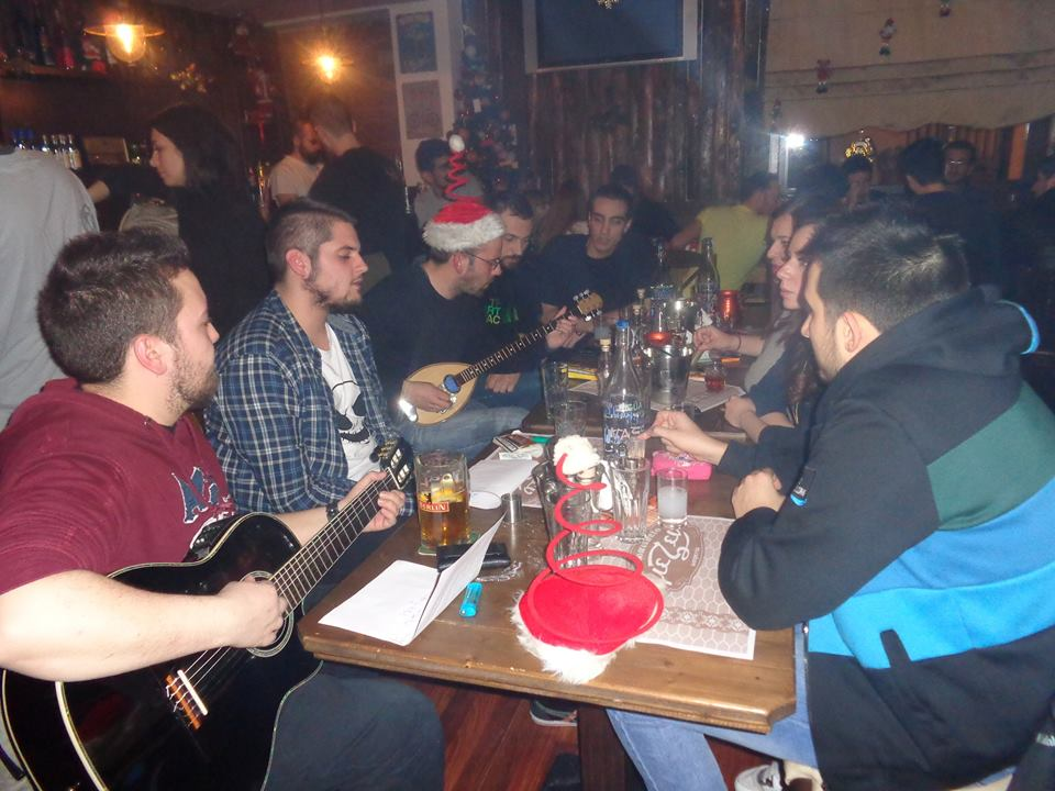 Προορισμός για τραγούδι φαγητό και ποτό το μεΖεν στην Κοζάνη- Ζωντανή μουσική  την Κυριακή 21 Δεκεμβρίου