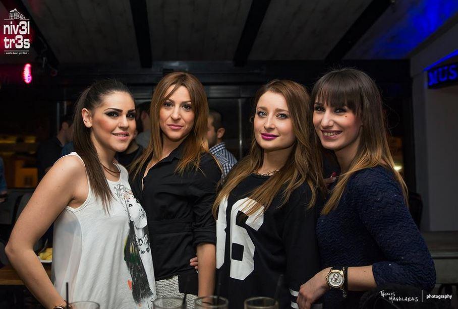 To party του Niv3l Tr3s στην Κοζάνη με guest dj την   Maria Antwna, την Παρασκευή 19 Δεκεμβρίου