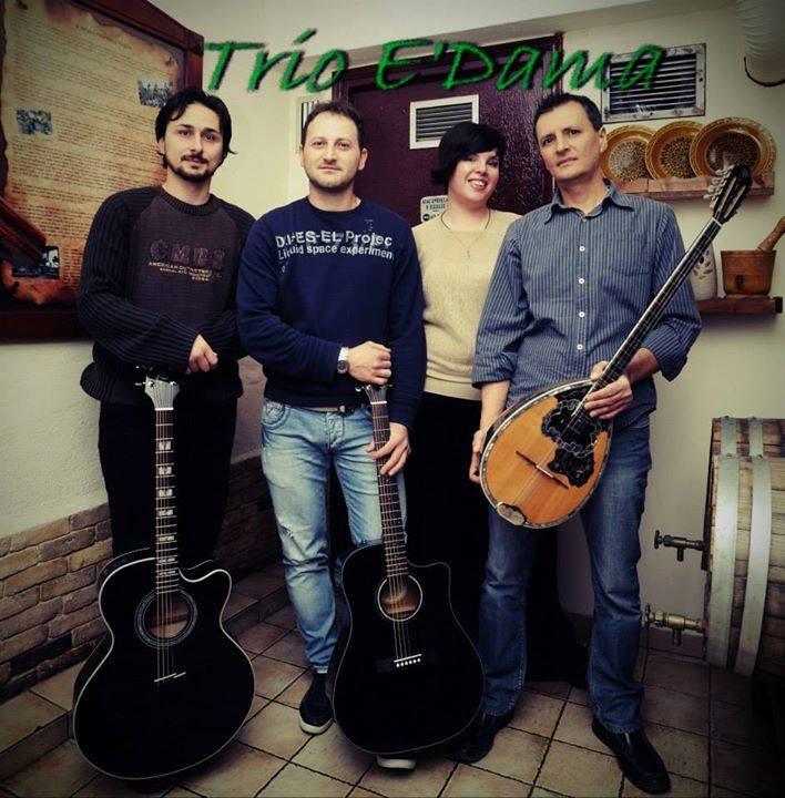Oι Trio E'Dama στο Ζήνος Ταβέρνα Κοζάνη, την Κυριακή 8 Μαρτίου – Γιορτή της Γυναίκας