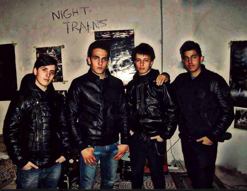 City cafe kozani: Night Trains Live, την Κυριακή 5 Απριλίου