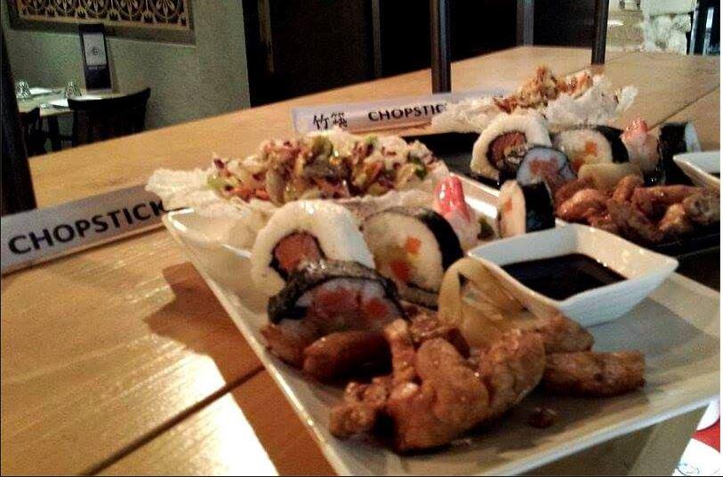 Αφιέρωμα στην ιαπωνική κουζίνα, με ιδιαίτερο μενού, από το Garderoba στην Κοζάνη-Φωτογραφίες