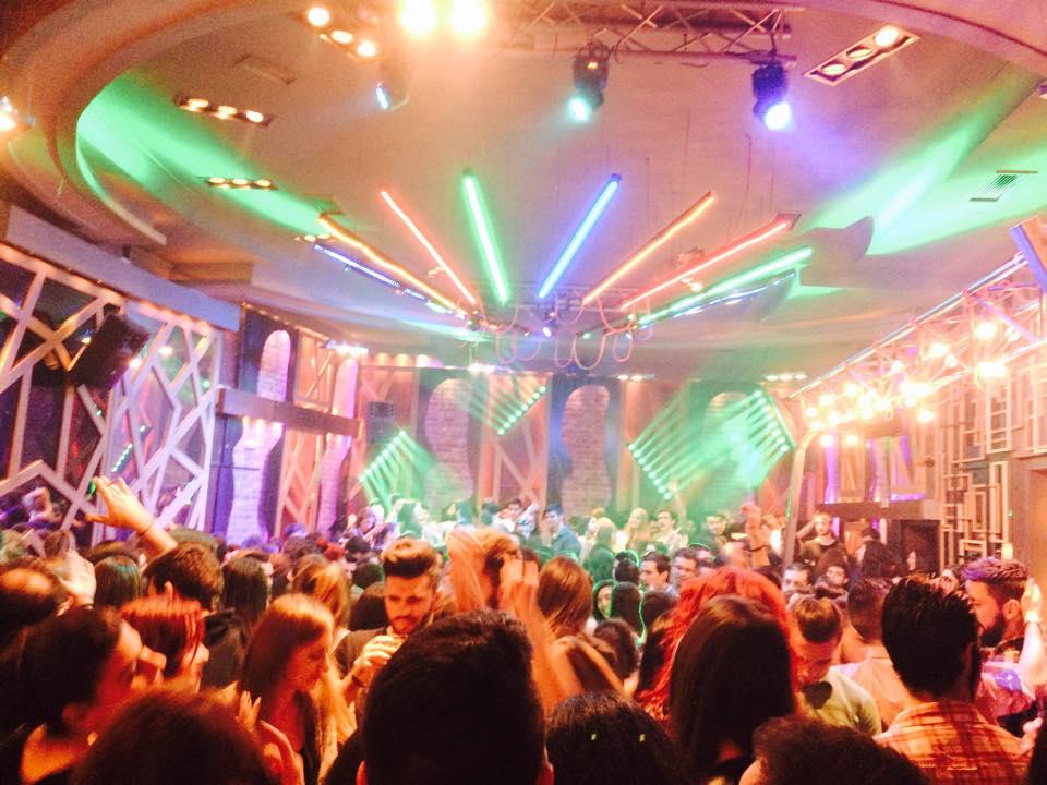 Χαμός, στο πάρτι της ΔΑΠ ΝΔΦΚ Νηπιαγωγών στο YAB club στην Φλώρινα, την Τρίτη 3 Μαρτίου-Βίντεο
