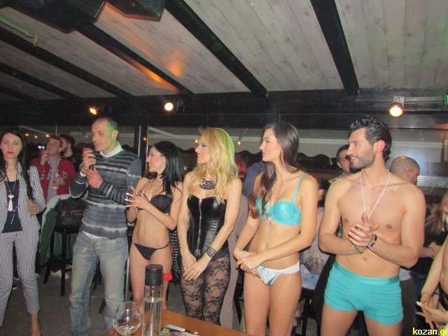 Έκλεψε την παράσταση το moda show giannis sismanidis and sakis vlioras στην Κοζάνη