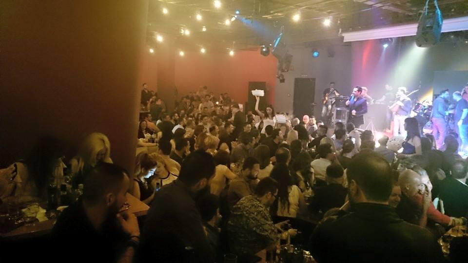 Κοζάνη: Πανικός με τον Μάκη Δημάκη στην ΓΕΦΥΡΑ LIVE, στη μοναδική βραδιά που διοργάνωσε το Δίχορδο live, το βράδυ της Παρασκευής 24/5